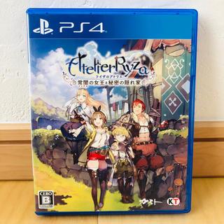 PlayStation4 - ライザのアトリエ ~常闇の女王と秘密の隠れ家~ PS4