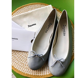 UNITED ARROWS - 新品未使用品 Repetto MYTHIQUE FEMME ライトグレー 39
