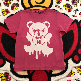 HYSTERIC MINI - スライムベアTシャツ