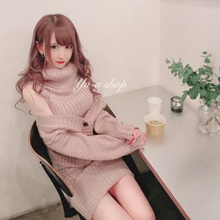 CECIL McBEE - セシルマクビー♡新品ボレロ付ニットワンピ