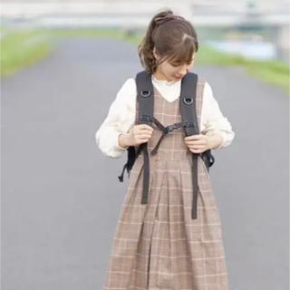 レトロガール(RETRO GIRL)のレトロガールジャンスカ(ひざ丈ワンピース)