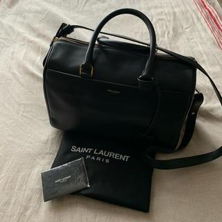 サンローラン(Saint Laurent)の【値下げ】saintlaurent ボストンバッグ(ボストンバッグ)
