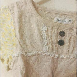 ビケット(Biquette)のカットソー(Tシャツ/カットソー)