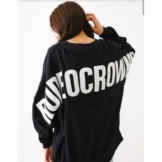 RODEO CROWNS WIDE BOWL - 新品未使用ブラック