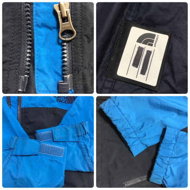 THE NORTH FACE(ザノースフェイス)のノースフェイス ウィンドブレーカー 130 キッズ/ベビー/マタニティのキッズ服男の子用(90cm~)(ジャケット/上着)の商品写真