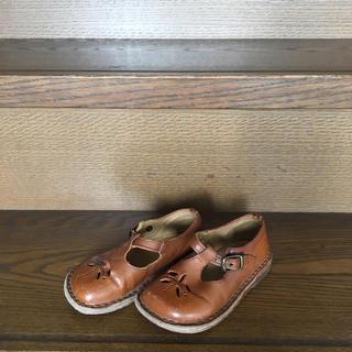 Bonpoint - CARAMEL pepe shoes.
