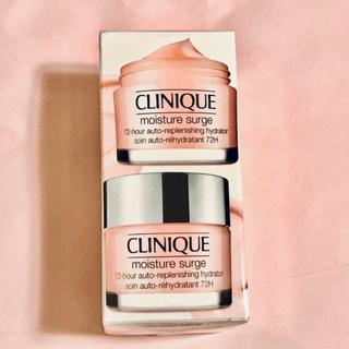 CLINIQUE - 新品 CLINIQUE 72 モイスチャーサージ
