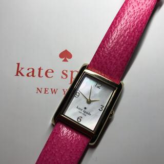 kate spade new york - kate spade♠️ NEW YORK 腕時計☆稼働品