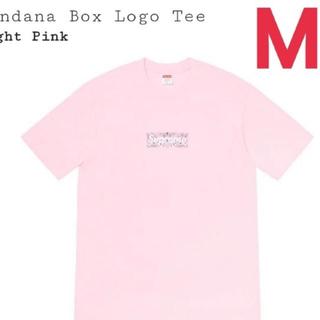 Supreme - Supreme Bandana Box Logo Tee Tシャツ