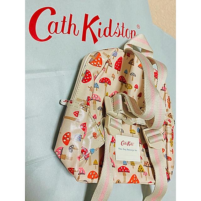 Cath Kidston(キャスキッドソン)のCath Kidson(キャスキッドソン) 子ども用のミニリュック レディースのバッグ(トートバッグ)の商品写真