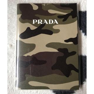 プラダ(PRADA)の限定リフィル PRADA トラベラーズノート(ノート/メモ帳/ふせん)