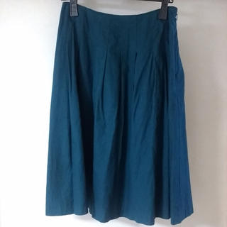 ホコモモラ(Jocomomola)のグリーンのスカート  ホコモモラ  (ひざ丈スカート)