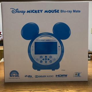 ディズニー(Disney)の新品未開封 ミッキーマウスBlu-rayメイト ミッキーメイト 非売品(ブルーレイプレイヤー)