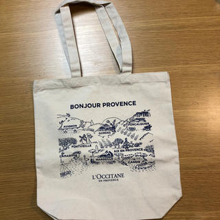 L'OCCITANE - ロクシタン ボンジュール プロヴァンス トートバッグ