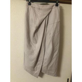ステュディオス(STUDIOUS)のantigravite スカート   (ロングスカート)