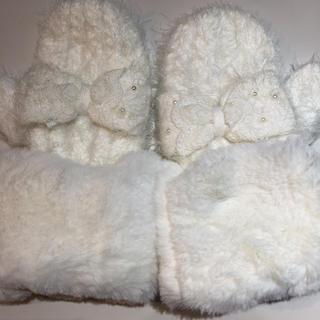 リズリサ(LIZ LISA)のリズリサ ミトン 手袋 (お取り置き)(手袋)
