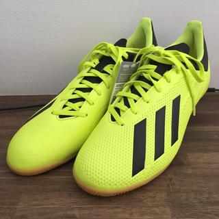 adidas - 【未使用品】アディダス フットサルシューズ 27.5cm インドア