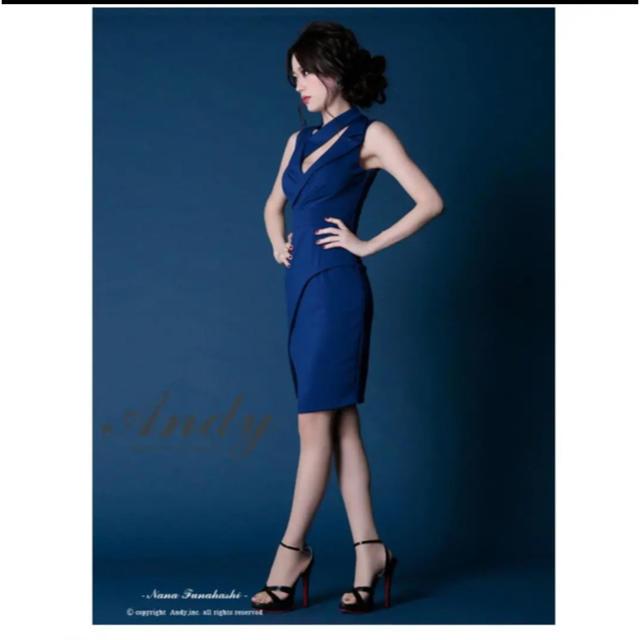 Andy(アンディ)のドレス レディースのワンピース(ミニワンピース)の商品写真