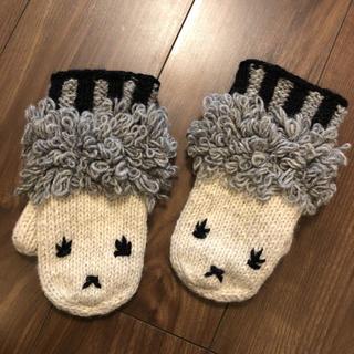 ニコアンド(niko and...)のミトン手袋 アニマル ひつじさん 羊(手袋)