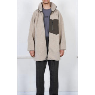 nuterm boa stand coller coat