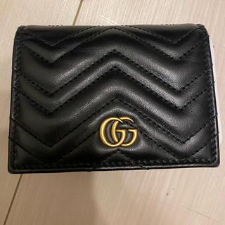 Gucci - GUCCI◆二つ折り財布