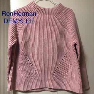 ロンハーマン(Ron Herman)の新品未使用 今期 ロンハーマン 購入 DEMYLEE コットンニット (ニット/セーター)