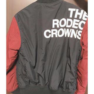 ロデオクラウンズ(RODEO CROWNS)のRODEOCROWNS 2wayアウター(ブルゾン)