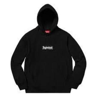 Supreme - 極美品 Bandana Box Logo Hooded Sweatshirt