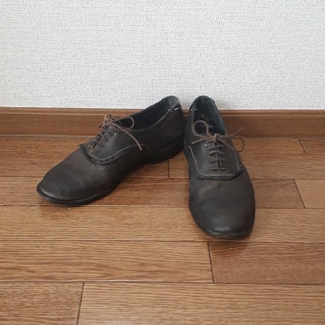 Hender Scheme(エンダースキーマ)のhenderscheme レザーシューズ メンズの靴/シューズ(ドレス/ビジネス)の商品写真