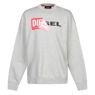 DIESEL - DIESELのロゴ スウェット 人気サイズ XL 定価以下!