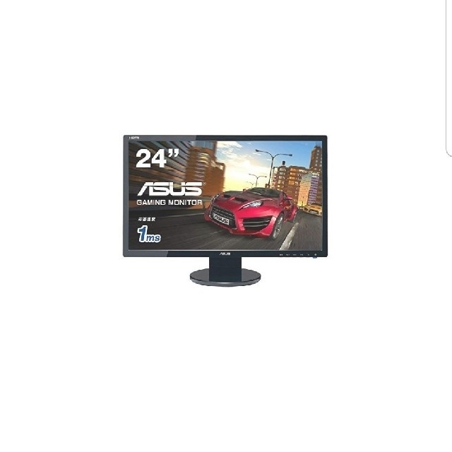 ASUS(エイスース)のASUS ゲーミングモニター 24インチ スマホ/家電/カメラのPC/タブレット(ディスプレイ)の商品写真