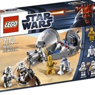 レゴ(Lego)のレゴ (LEGO) スター・ウォーズ ドロイドたちの脱出9490 新品 レア(SF/ファンタジー/ホラー)