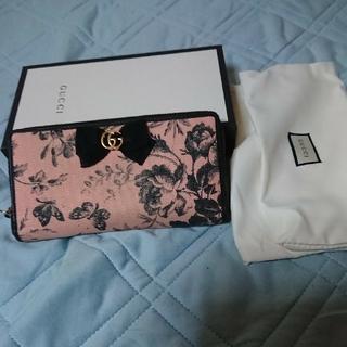 Gucci - 希少❗😊GUCCI ハーバリウム日本限定長財布👝👝