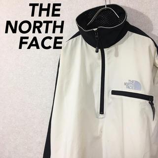 THE NORTH FACE - ノースフェイス ナイロンジャケット ハーフジップ トレーニング スポーツウェア