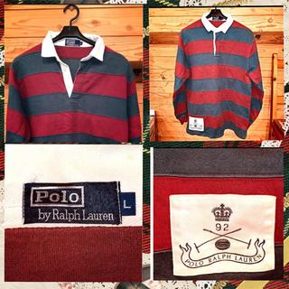 POLO RALPH LAUREN - ラルフローレン ラガーシャツ