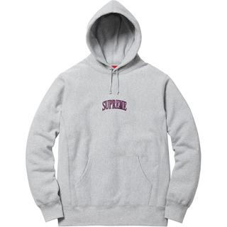 Supreme - Supreme Glitter Arc Hooded Sweatshirt