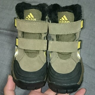 アディダス(adidas)のアディダス スノーブーツ 13センチ(ブーツ)