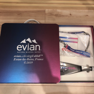 OFF-WHITE - EVIAN®SPECIAL BOX VIRGIL ABLOH