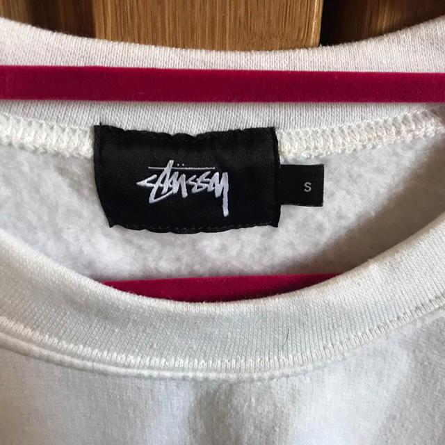 STUSSY(ステューシー)のstussy正規スウェット レディースのトップス(トレーナー/スウェット)の商品写真