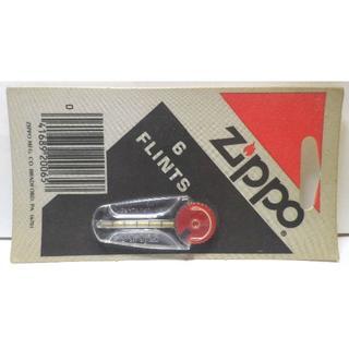 ジッポー(ZIPPO)のZIPPO 『1979~ 6FLINT パッケージ』デッドストック未使用 希少!(タバコグッズ)