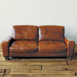 ジャーナルスタンダード(JOURNAL STANDARD)の期間限定値下‼︎【acme furniture】fresno sofa (2P)(二人掛けソファ)