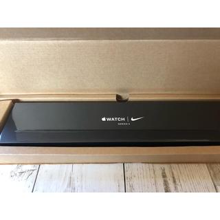Apple Watch - 【純正・新品】AppleWatch Nike Series 3(GPSモデル)