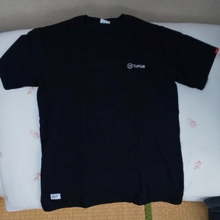 ダブルタップス(W)taps)の新品WTAPS ロゴTシャツ XL(Tシャツ/カットソー(半袖/袖なし))