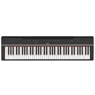 ヤマハ YAMAHA 電子ピアノ Pシリーズ 73鍵盤 ブラック P-121B(電子ピアノ)