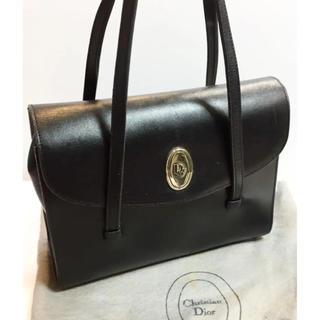 Christian Dior - ディオール 仏製 レザー ハンドバッグ バッグ 18609501