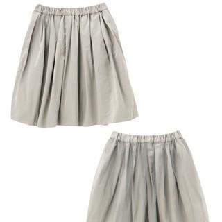 アクアガール(aquagirl)のaquagirl リバーシブル メモリー スカート(ひざ丈スカート)