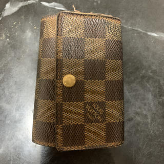 LOUIS VUITTON - ルイヴィトン 6連 キーケース ダミエ