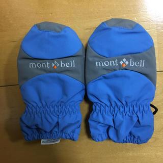 モンベル(mont bell)のmont-bell モンベル 手袋 2-3 キッズ 子供 男の子(手袋)