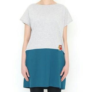 Design Tshirts Store graniph - グラニフ☆だるまちゃん チュニックワンピース