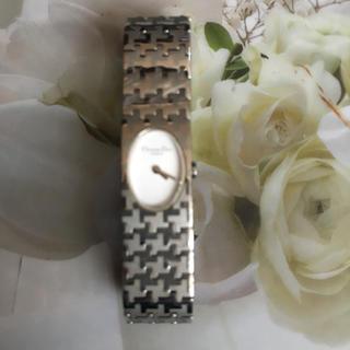 クリスチャンディオール(Christian Dior)のクリスチャン ディオール レディス時計(腕時計(アナログ))